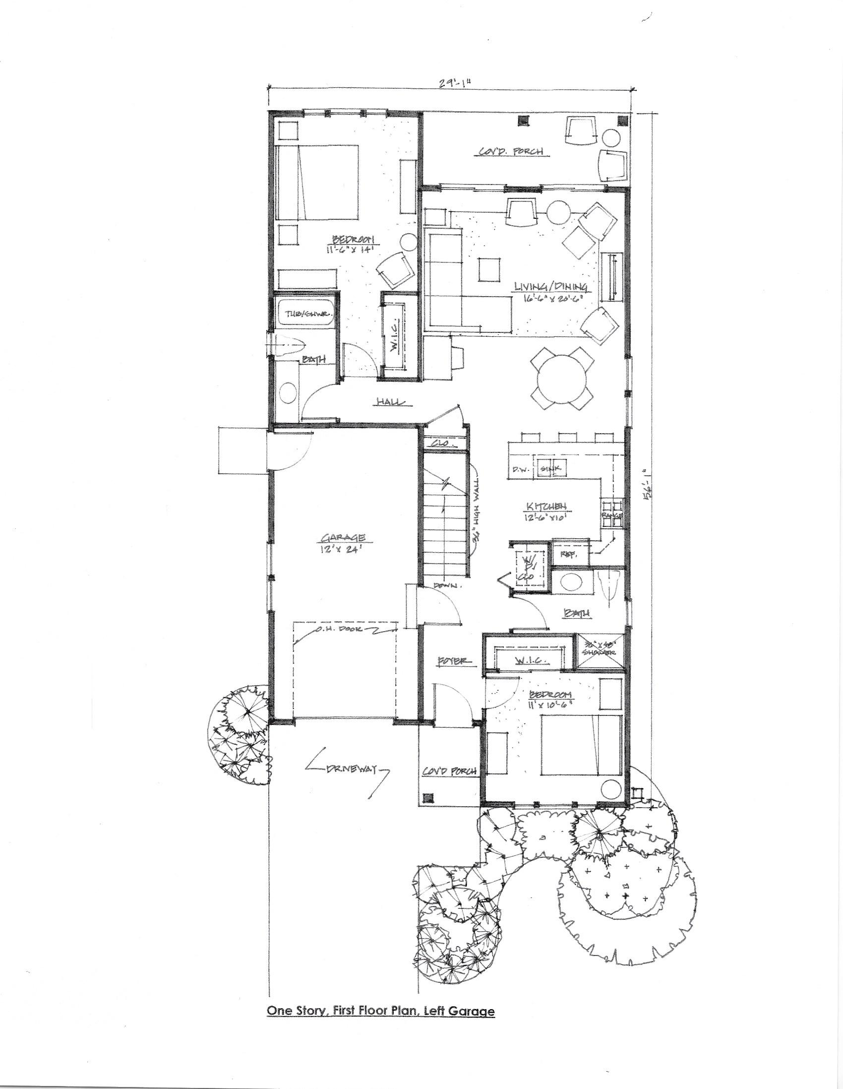 The Cornell Floor Plan