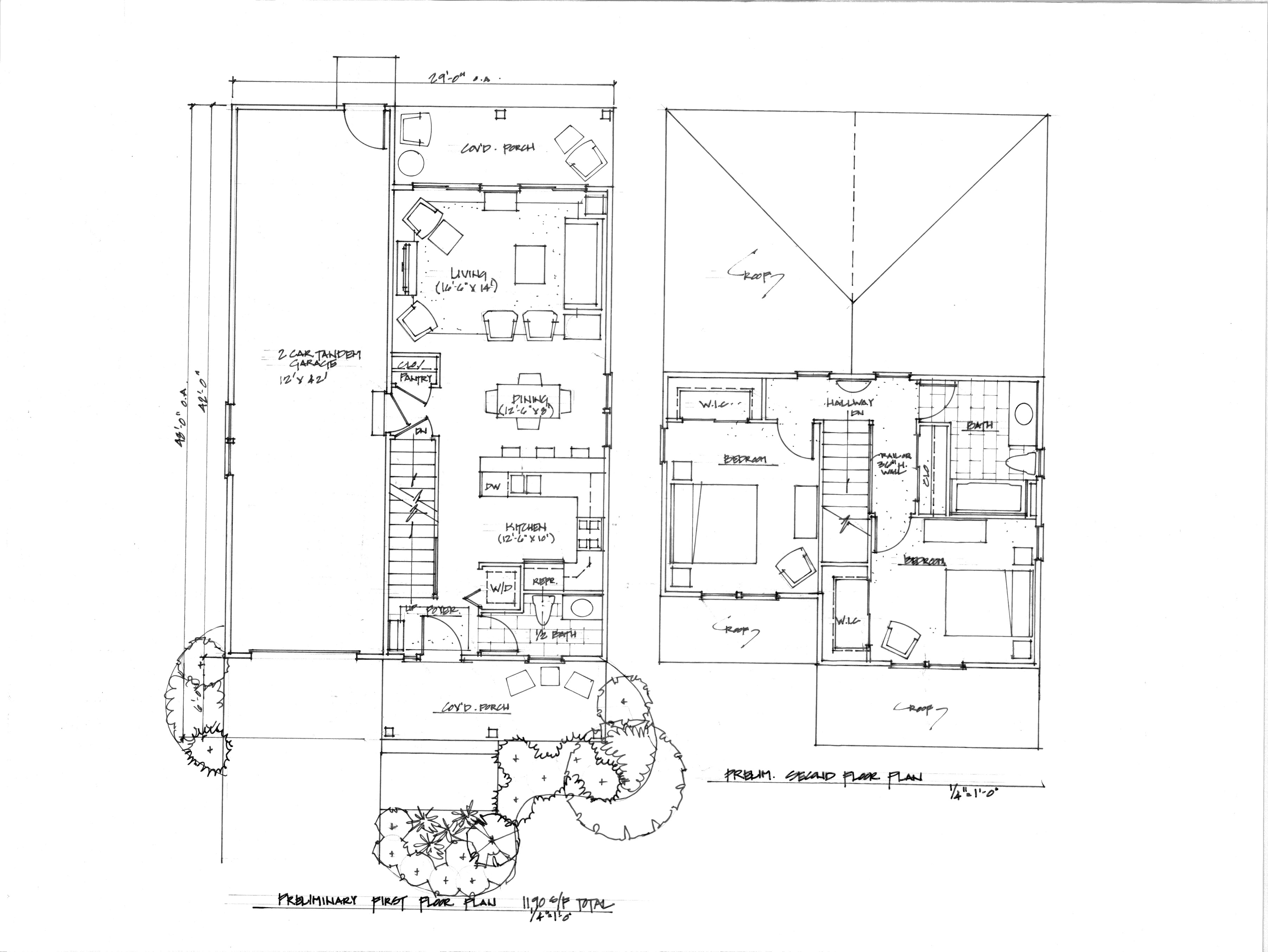 The Birstol Floor Plan